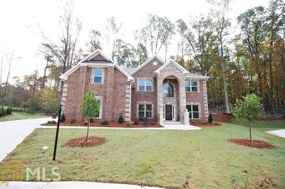 Ellenwood Single Family Home Under Contract: 4402 River Vista Rd #101