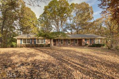 Hall County Single Family Home For Sale: 1177 Antioch Campground