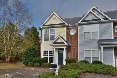 Dawsonville Condo/Townhouse Under Contract: 42 Pearl Chambers Ct