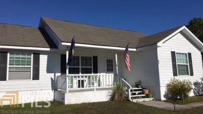 St. Marys Single Family Home Under Contract: 47 Manatee Way