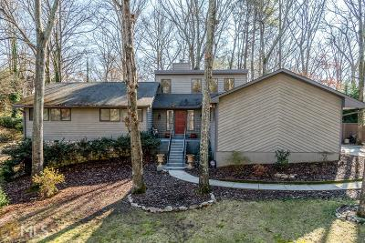 Alpharetta Single Family Home For Sale: 325 Elbe Dr