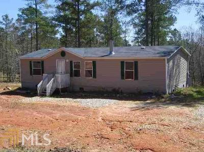 Buckhead, Eatonton, Milledgeville Single Family Home For Sale: 150 Harbor Dr