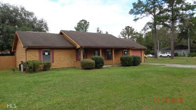 Kingsland GA Single Family Home New: $105,500