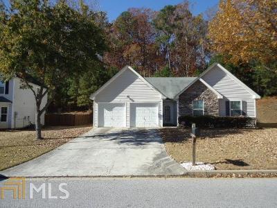Fairburn Single Family Home For Sale: 6133 Redtop Loop