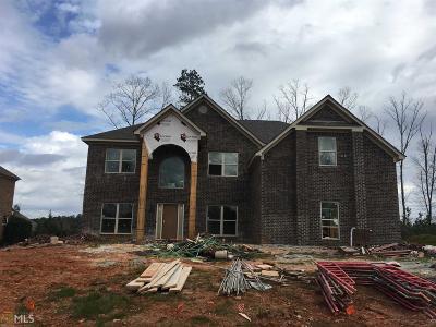 Ellenwood Single Family Home For Sale: 4347 Tumbling Ln #80