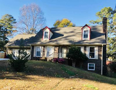 Griffin Single Family Home For Sale: 221 Larcom Ln