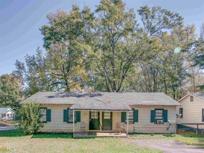 Barnesville Multi Family Home For Sale: 105 13th And Parkview #A &
