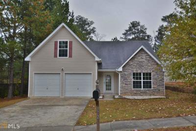 Fairburn Single Family Home For Sale: 372 Berkshire Pl