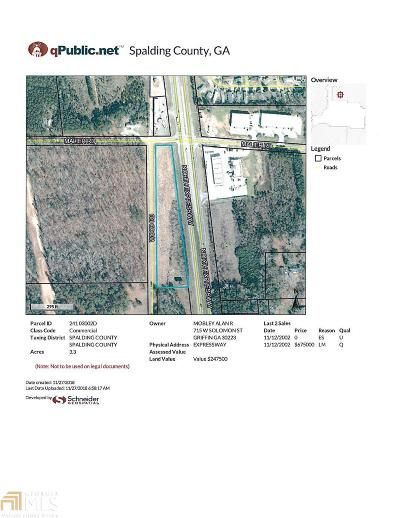 Griffin Commercial For Sale: N Expressway