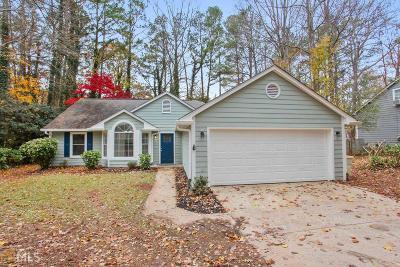Acworth Single Family Home For Sale: 4509 High Grove Ct