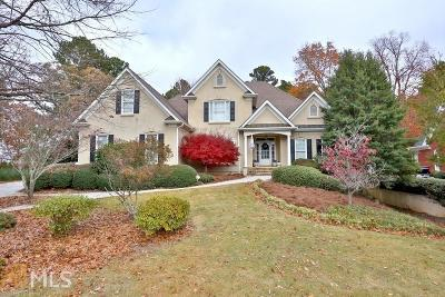 Snellville Single Family Home For Sale: 1280 Woodland Lake Dr