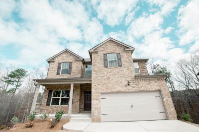 Clayton County Single Family Home Under Contract: 1025 Cedar Mist Dr