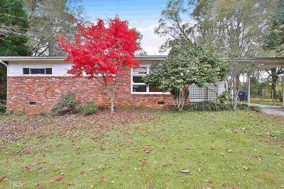 Newnan Single Family Home Under Contract: 22 Willow Dr