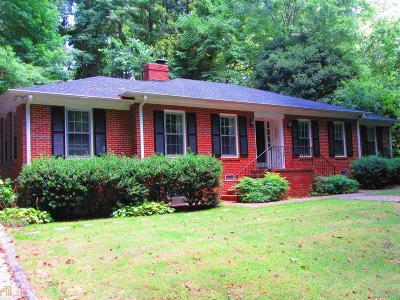 Lagrange Single Family Home For Sale: 700 Ridgecrest Rd