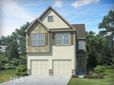 Atlanta Single Family Home New: 3968 Lake Manor Way #367