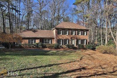 Lilburn Single Family Home For Sale: 3759 Lea Ho Ln
