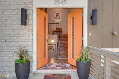 Atlanta Single Family Home For Sale: 2545 Lake Flair