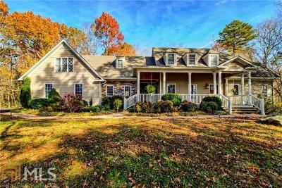 Pickens County Single Family Home For Sale: 508 Cove Lake Dr