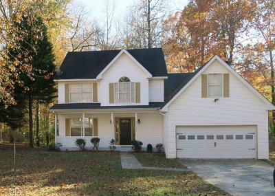 Stone Mountain Single Family Home Under Contract: 5245 Mainstreet Park Dr