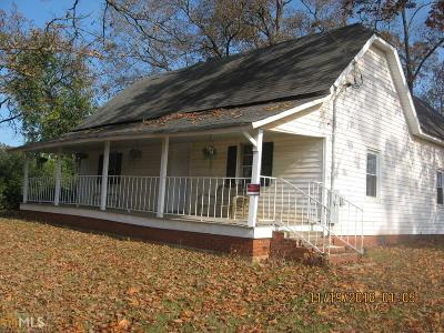 Franklin County Single Family Home For Sale: 818 Hayes Rd