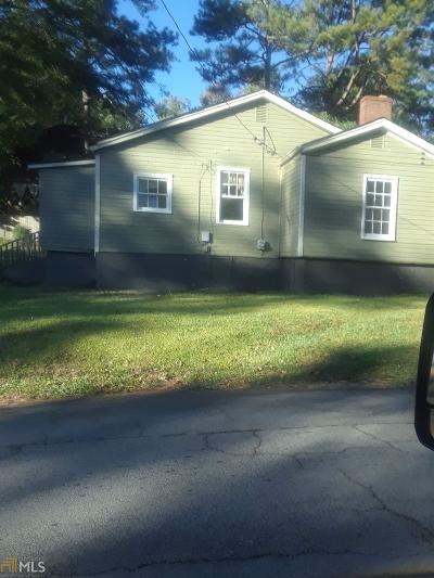 Decatur Single Family Home Under Contract: 1565 Thomas Rd