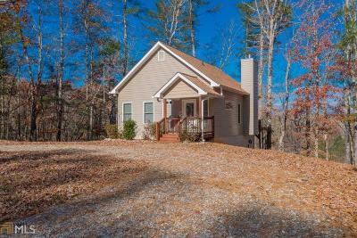 Clarkesville Single Family Home For Sale: 341 Midland Dr