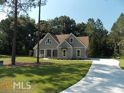 Statesboro Single Family Home For Sale: 109 Hinterland Trl