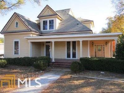 Clayton County Single Family Home New: 164 N McDonough