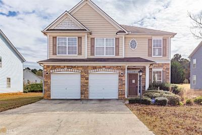 Conyers Single Family Home Under Contract: 3117 Baywood Ct