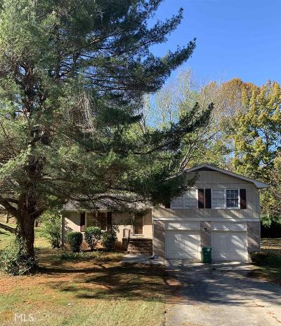 Stone Mountain Single Family Home For Sale: 1144 Martin Rd