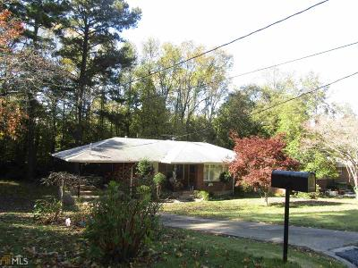 Hapeville Single Family Home Under Contract: 3093 Hope