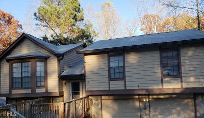 Snellville Single Family Home New: 2714 Laurel Vw Dr