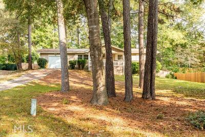 Stone Mountain Single Family Home Under Contract: 4923 Freedom Ct