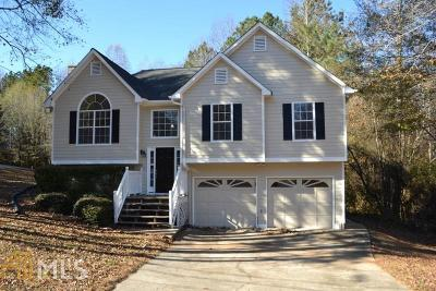 Hiram Single Family Home Under Contract: 53 Fair Havens Dr