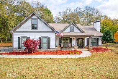Jefferson GA Single Family Home For Sale: $219,000