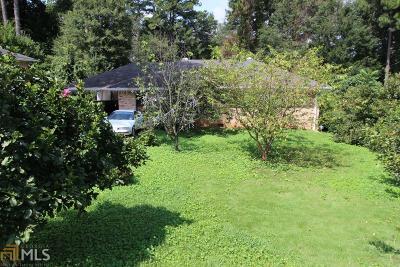 Atlanta Single Family Home New: 2880 Shallowford Rd