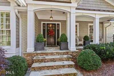 Sandy Springs Single Family Home Under Contract: 120 Forrest Lake Dr
