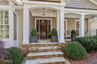 Sandy Springs Single Family Home For Sale: 120 Forrest Lake Dr