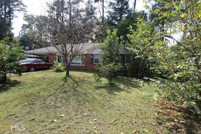 Chamblee Single Family Home For Sale: 2888 Shallowford Rd