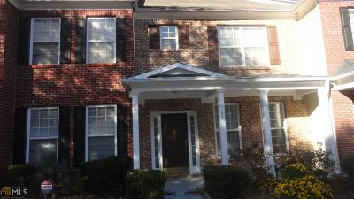 Stone Mountain Condo/Townhouse Under Contract: 4883 Hairston Park