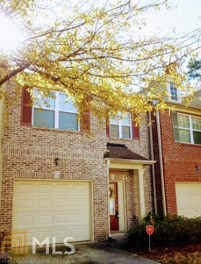 Duluth Condo/Townhouse Back On Market: 1645 Southgate Mill Dr