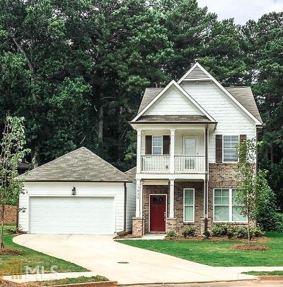 Atlanta Single Family Home New: 1939 Yellow Finch Trl