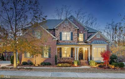 Suwanee Single Family Home For Sale: 1670 Bramble Bush Way