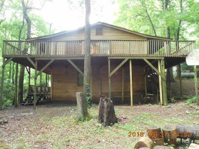 Towns County Single Family Home Under Contract: 1293 Taylor Rd
