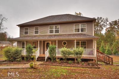 Ellijay Single Family Home For Sale: 1404 Dalrymple Cir