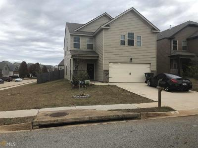 McDonough Single Family Home For Sale: 1301 Worchester Trl