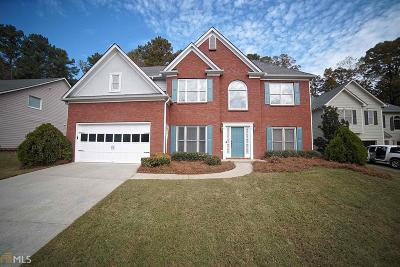 Suwanee Single Family Home Under Contract: 3535 Morning Ivy