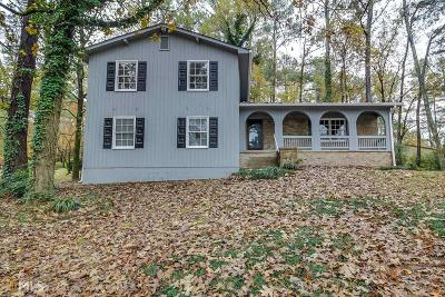 Stone Mountain Single Family Home For Sale: 584 S Rays Rd