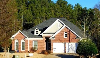 Douglasville Single Family Home Under Contract: 3509 Stonington Ct