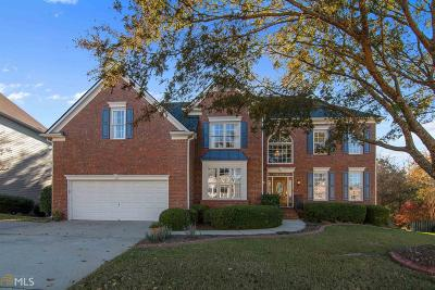 Kennesaw Single Family Home Under Contract: 2901 NW Newberry